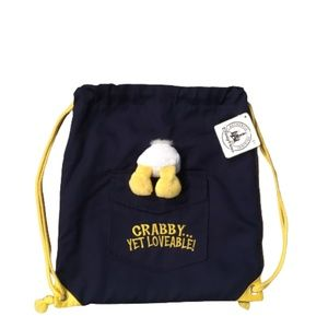 Donald Duck Crabby Backpack